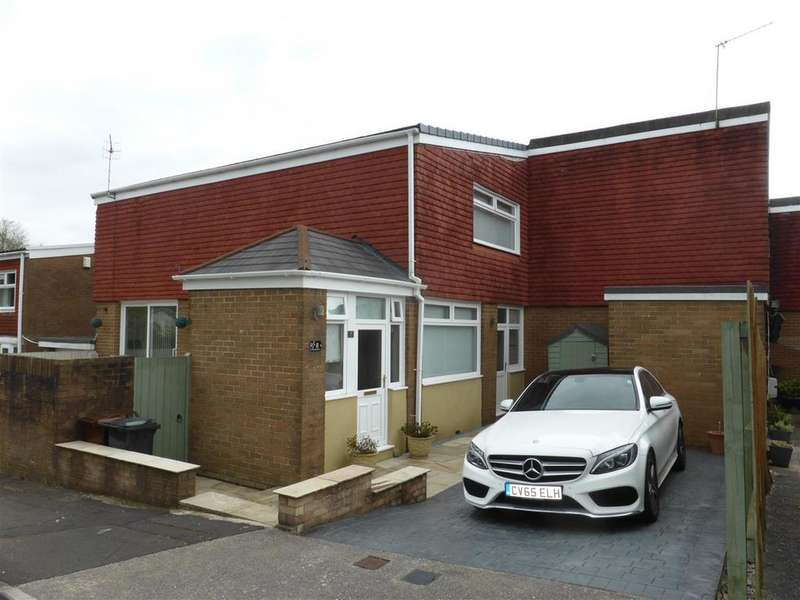3 Bedrooms Link Detached House for sale in 8 The Hannants, Neath