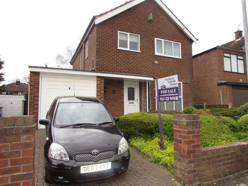 3 Bedrooms Detached House for sale in Calve Croft Road, Manchester