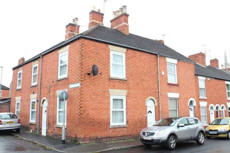 1 Bedroom Flat for sale in New Street, Grantham, NG31