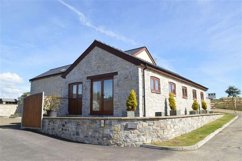 4 Bedrooms Barn Conversion Character Property for sale in Llancarfan, Vale Of Glamorgan