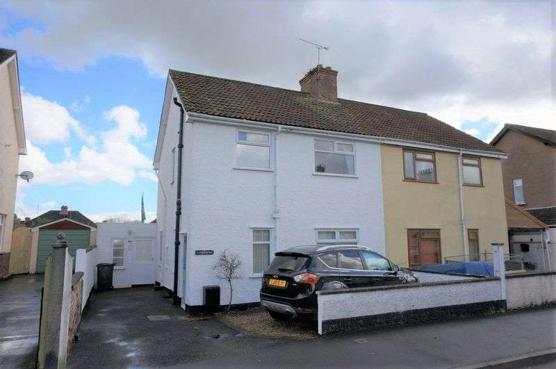 3 Bedrooms Semi Detached House for sale in Eastwick Road, Taunton