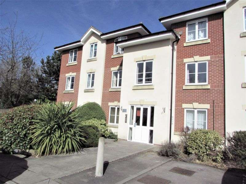 2 Bedrooms Flat for sale in London Road, Newbury