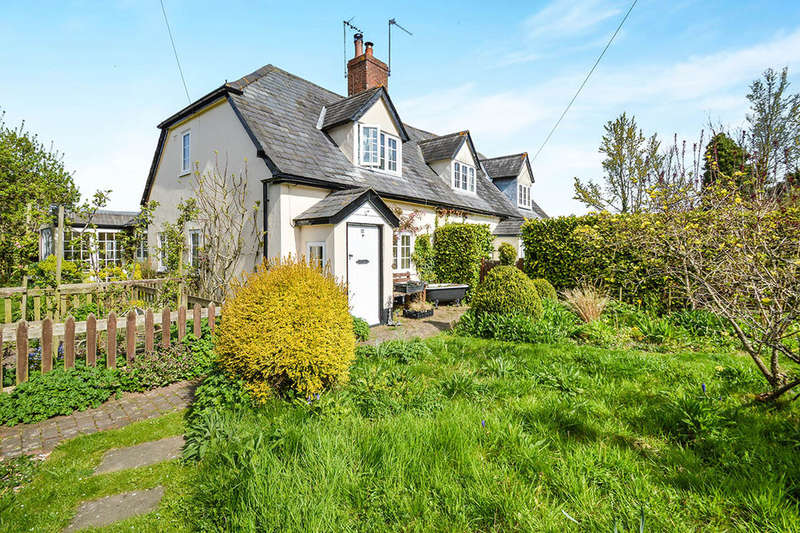 2 Bedrooms Semi Detached House for sale in Abbotts Ann Down, Andover, SP11
