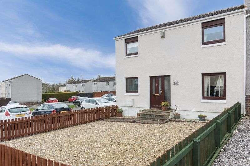 3 Bedrooms Terraced House for sale in 85 Deanburn, Penicuik, Midlothian EH26 0HY