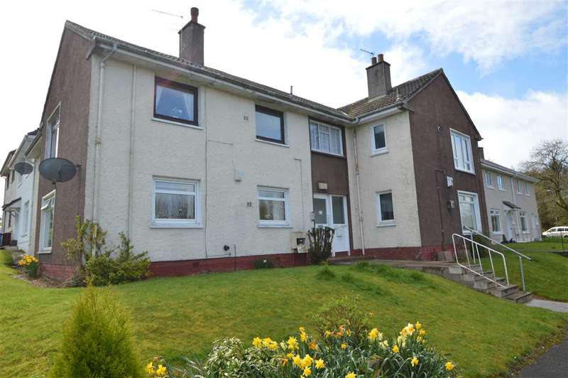 1 Bedroom Apartment Flat for sale in Aillort Place, East Kilbride