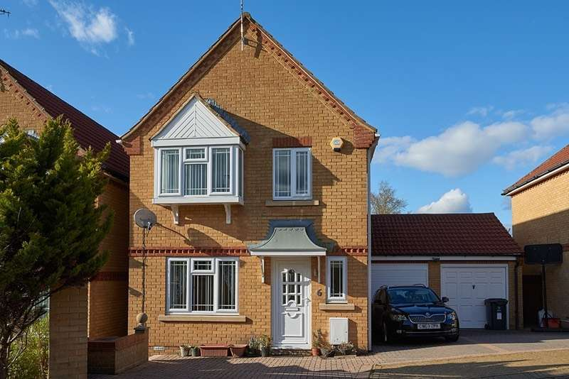 4 Bedrooms Detached House for sale in packington close, swindon, Wiltshire, SN5