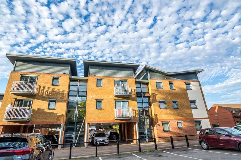 2 Bedrooms Flat for sale in Merchants Court, Bedford, Bedfordshire, MK42