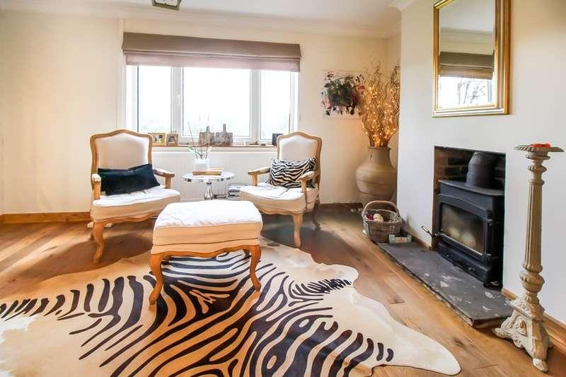 4 Bedrooms Semi Detached House for sale in Merthyr Mawr, Bridgend, Glamorgan, CF32