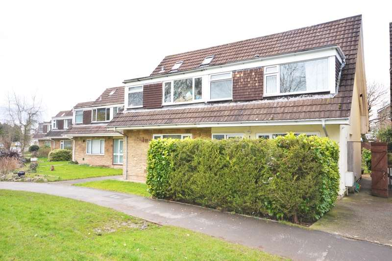 3 Bedrooms Semi Detached House for sale in Keward Walk, Wells, Somerset, BA5