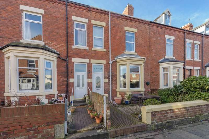 5 Bedrooms Terraced House for sale in Styan Avenue, Whitley Bay, Tyne and Wear, NE26