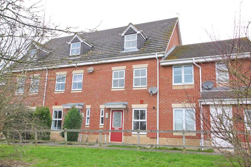 3 Bedrooms Town House for sale in Thyme Avenue, Whiteley, Hampshire, PO15