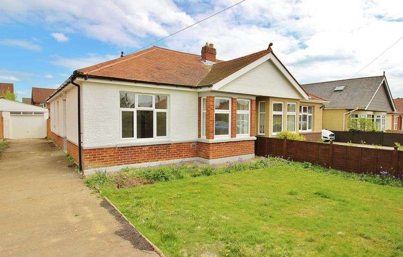 3 Bedrooms Semi Detached Bungalow for sale in Carshalton Avenue, Drayton