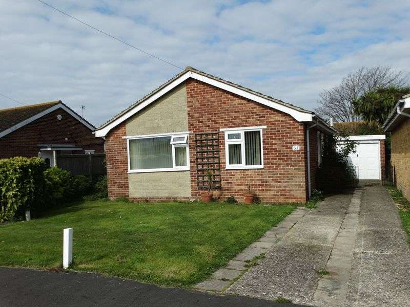 2 Bedrooms Detached Bungalow for sale in Roundstone Way, Selsey