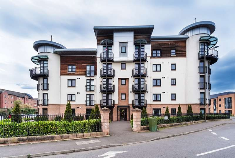 2 Bedrooms Flat for sale in Ocean Way, Edinburgh, EH6 7DG