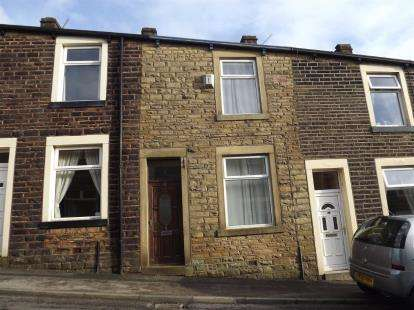 2 Bedrooms Terraced House for sale in Parker Street, Briercliffe, Burnley, Lancashire