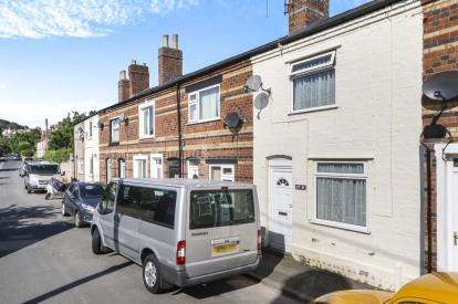 2 Bedrooms Terraced House for sale in Park Street, Denbigh, Denbighshire, North Wales, LL16