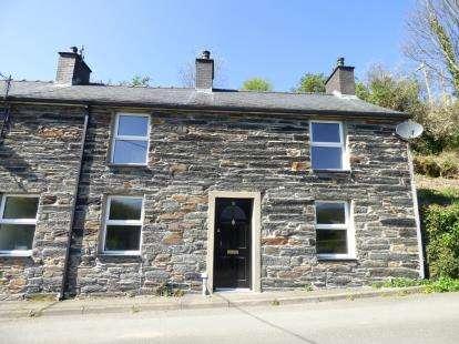 3 Bedrooms End Of Terrace House for sale in Glanllyn, Penrhyndeudraeth, Porthmadog, Gwynedd, LL48