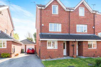 3 Bedrooms Semi Detached House for sale in Brackenwood Drive, Widnes, Cheshire, Tbc, WA8