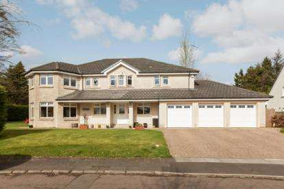 5 Bedrooms Detached House for sale in Bishops Park, Thorntonhall