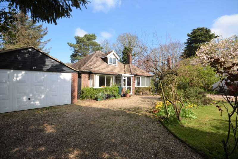 4 Bedrooms Detached Bungalow for sale in Leamington Road, Ryton On Dunsmore