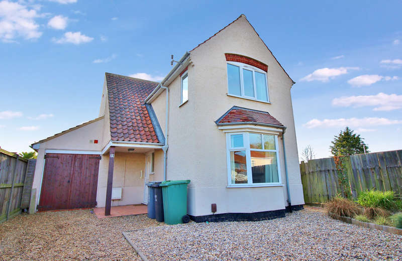 3 Bedrooms Detached House for sale in Eversley Road, Hellesdon