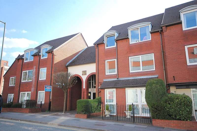 1 Bedroom Ground Flat for sale in Homelodge House, Lichfield