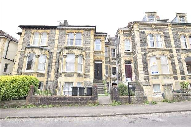 2 Bedrooms Flat for sale in Collingwood Road, BRISTOL, BS6 6PB