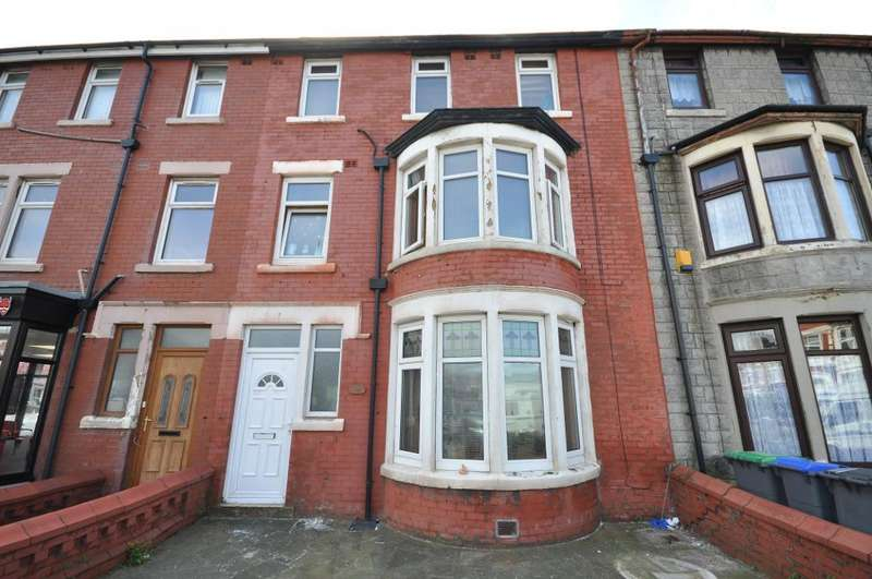 8 Bedrooms Terraced House for sale in Bloomfield Road, Blackpool, Lancashire, FY1 6JL