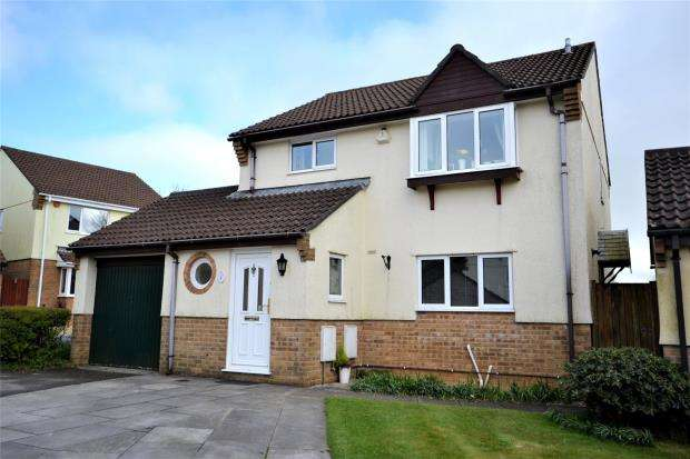 4 Bedrooms Detached House for sale in Amble Road, Callington, Cornwall