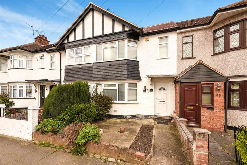2 Bedrooms Terraced House for sale in Dawlish Drive, Ruislip, Middlesex, HA4