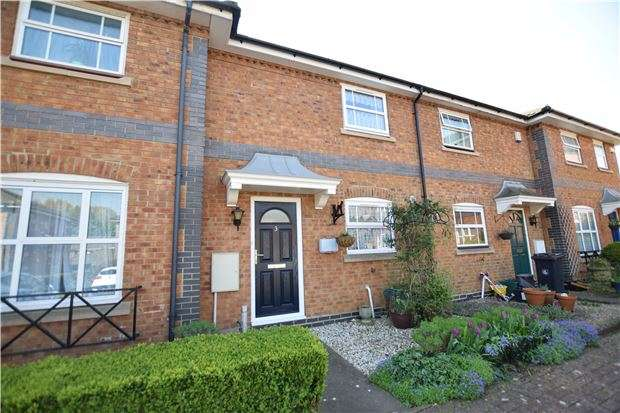 2 Bedrooms Terraced House for sale in Riverside Court, St. Annes Park, BRISTOL, BS4 4AY