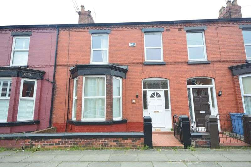 4 Bedrooms Terraced House for sale in Ramilies Road, Allerton