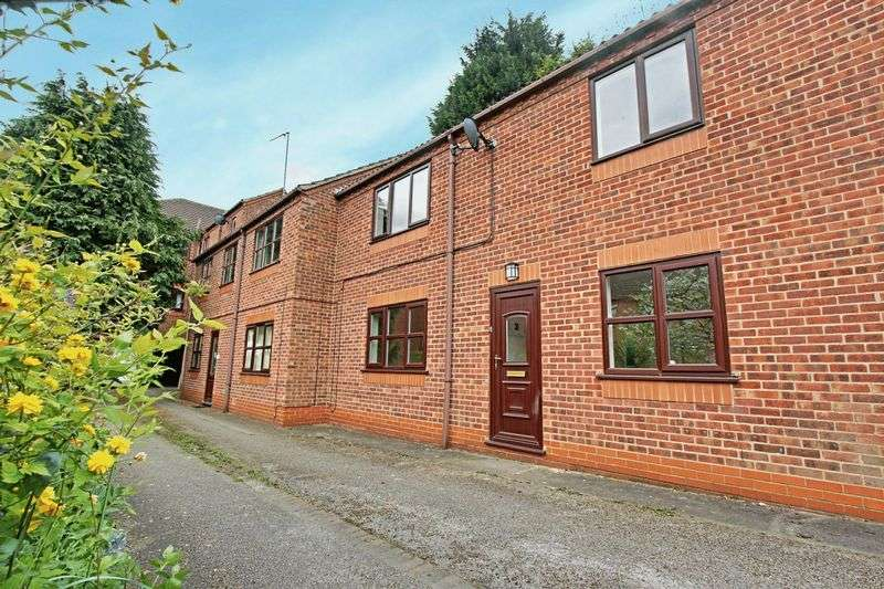 2 Bedrooms Flat for sale in Station Road, Hessle