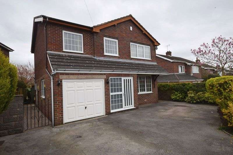 4 Bedrooms Detached House for sale in Moorland Avenue, Werrington