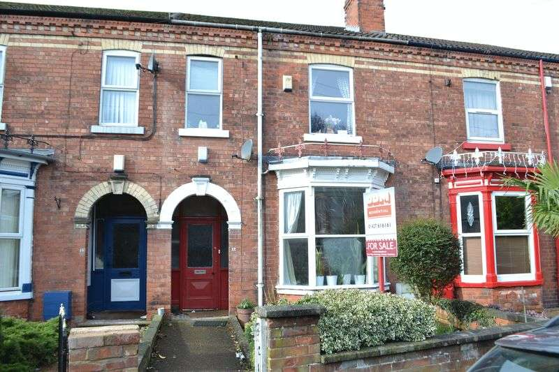 3 Bedrooms Terraced House for sale in Northolme, Gainsborough
