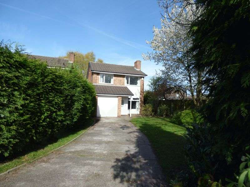 3 Bedrooms Detached House for sale in Mapplewell Crescent, Warrington