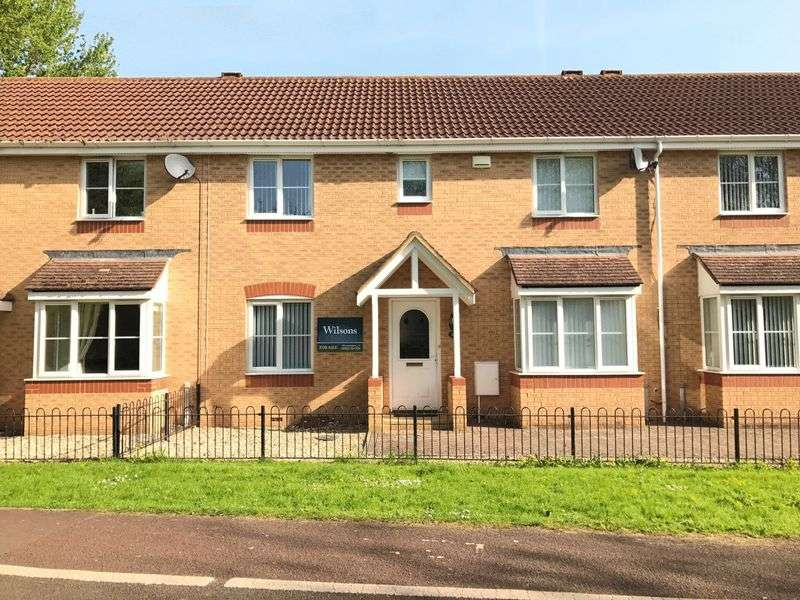 4 Bedrooms Terraced House for sale in Severn Drive, Taunton
