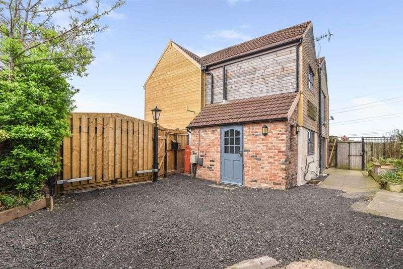 3 Bedrooms Detached House for sale in Woodland Road, DE15 9TJ