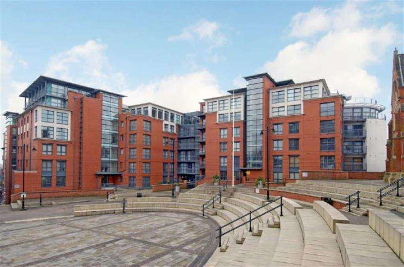 2 Bedrooms Flat for sale in The Arena, Standard Hill, Nottingham, Nottinghamshire
