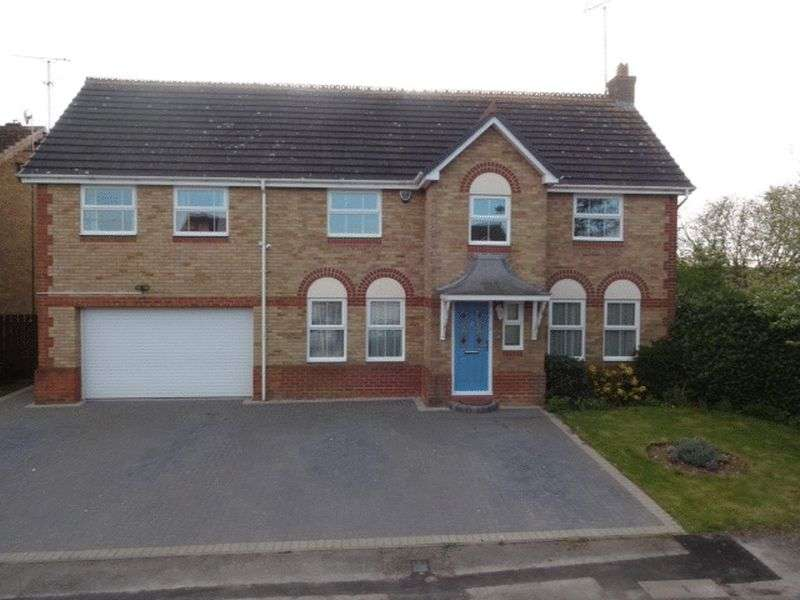 4 Bedrooms Detached House for sale in Whitehaven, Luton