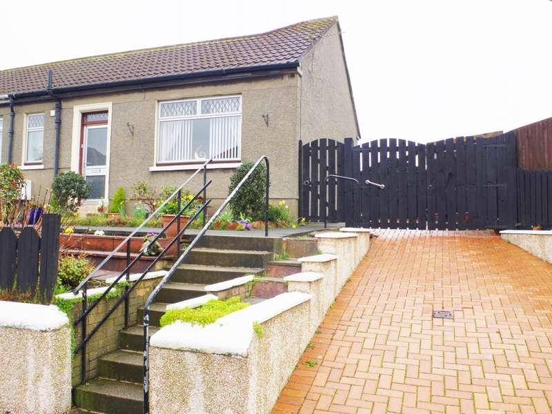 1 Bedroom Bungalow for sale in 4 Abbot's Walk, Kilwinning, KA13 6BG