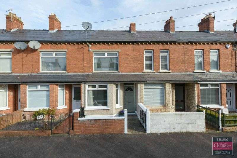 2 Bedrooms Terraced House for sale in 41 Ardenlee Drive, Belfast, BT6 8QL