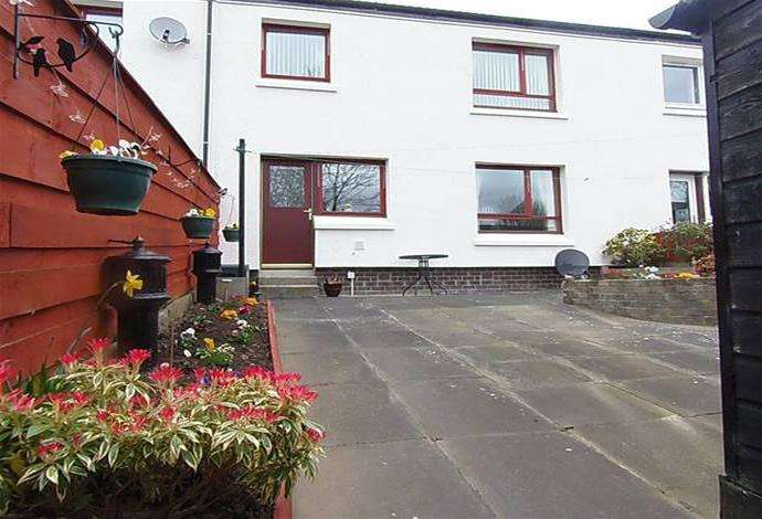 2 Bedrooms Terraced House for sale in 14 Heather Court, Galashiels, TD1 2LS