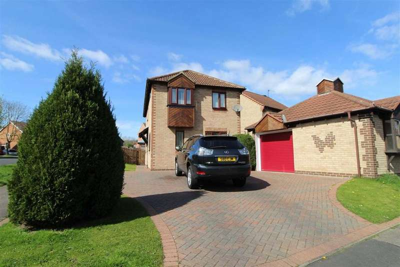 4 Bedrooms Detached House for sale in Festival Park Drive, Festival Park, Tyne And Wear