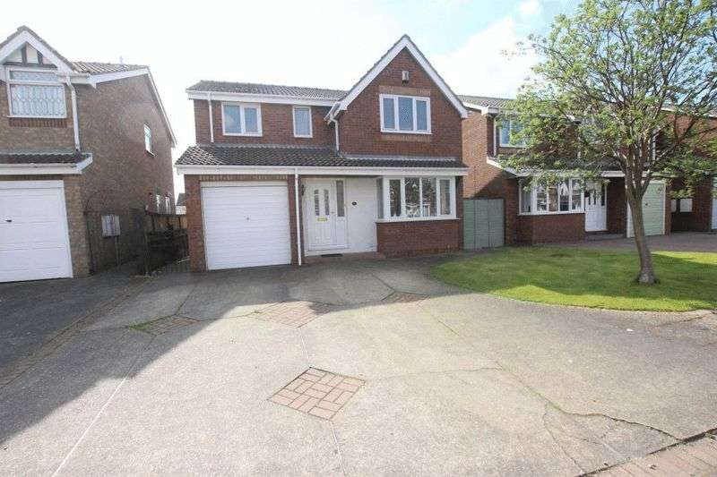4 Bedrooms Detached House for sale in ST ANDREWS WAY, IMMINGHAM