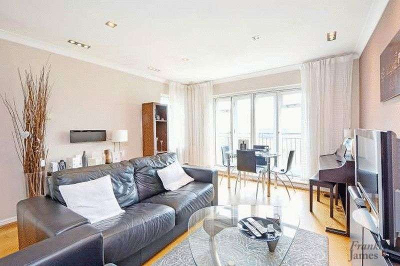2 Bedrooms Flat for sale in Island Row, Limehouse, E14