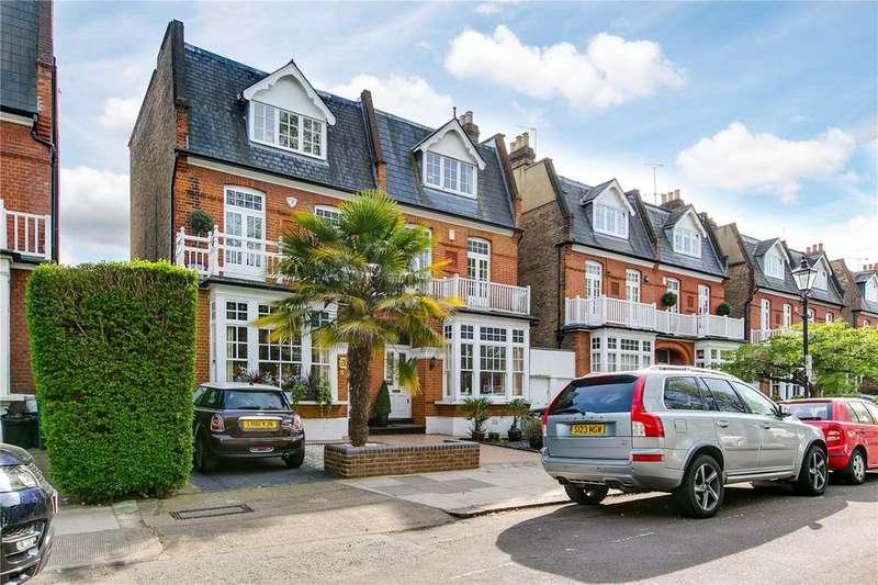 5 Bedrooms House for sale in Lawn Crescent, Richmond, Surrey