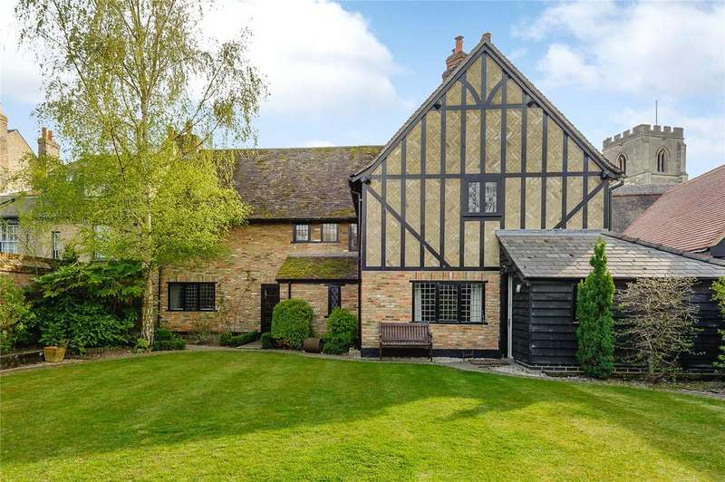 4 Bedrooms Detached House for sale in Grantchester Road, Trumpington, Cambridge