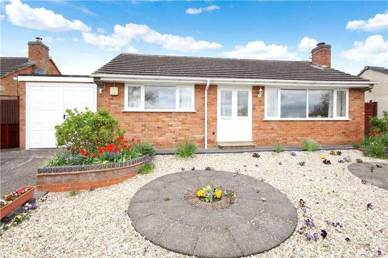 2 Bedrooms Detached Bungalow for sale in Luddington Road, Stratford-upon-Avon, Warwickshire, CV37
