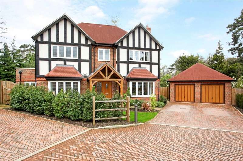 5 Bedrooms Detached House for sale in Ravensdale Road, Ascot, Berkshire, SL5